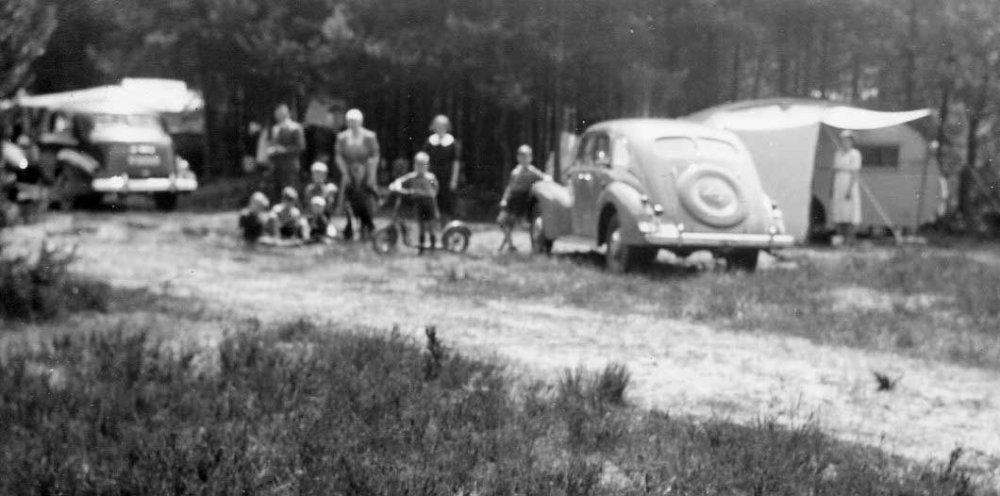 N-4705 Kampement in Oisterwijk, 1940 (coll. I. Ramselaar-van der Meulen)