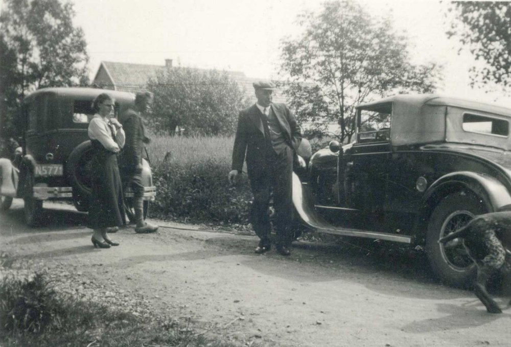 N-5771 A Ford (coll. F. Heeren)