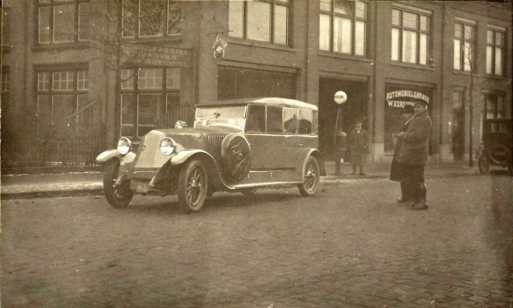 N-6 Renault? (collectie C. Boissevain)