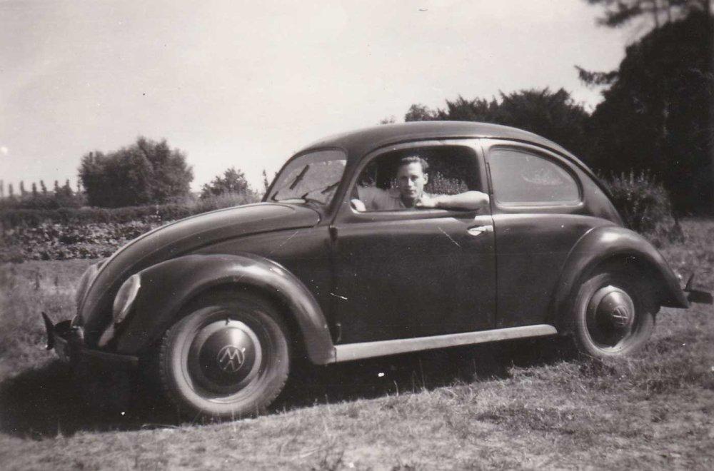 Volkswagen Kever (coll. N. Wijnen)