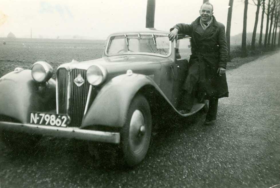 SS Jaguar (coll. H. v.d. Tillaar)
