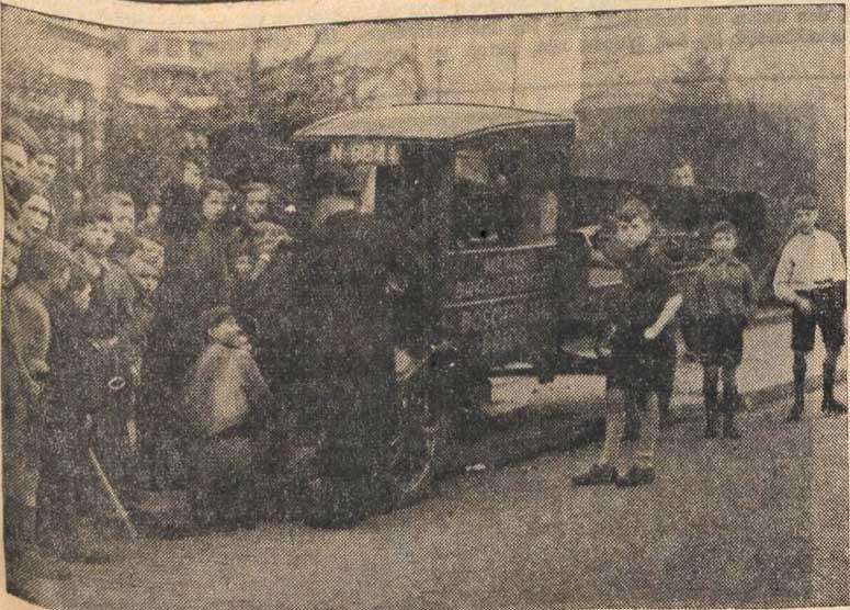 Ford (bron: Dagbl. van Noord-Brabant, 7 mrt. 1938)