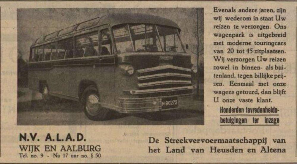 Bron: Nieuwsblad van het Land van Heusden en Altena