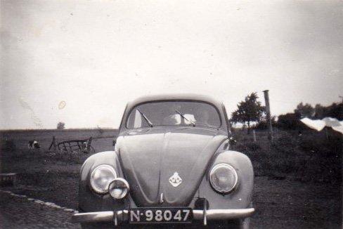 N-98047 Volkswagen Kever (collectie F. Bogers)