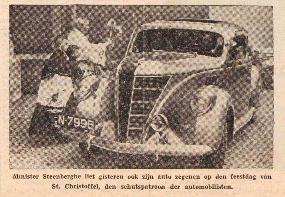 Bron: Nieuwe Tilburgsche Courant van 26 juli 1937
